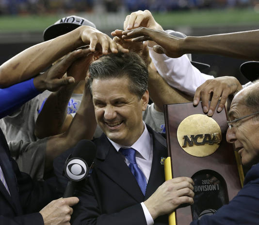Kentucky wins 8th national title