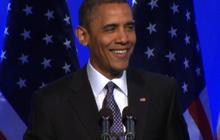 """Obama mocks Mitt Romney for calling Ryan budget """"marvelous"""""""