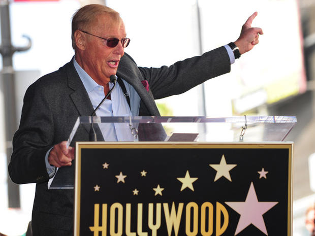 Adam West gets star on Walk of Fame