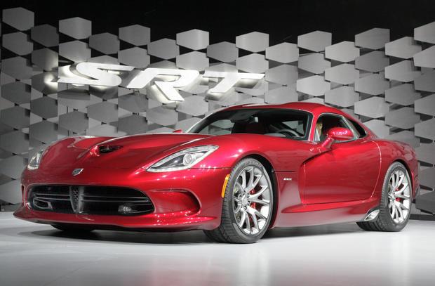 New York International Auto Show 2012