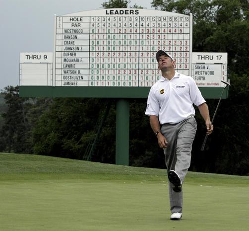 2012 Masters Tournament