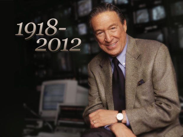Remembering Mike Wallace, 1918-2012