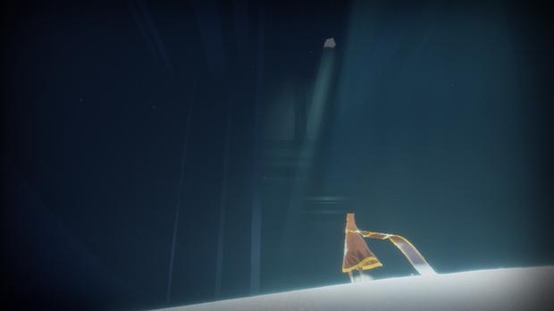 Journey Review: Today's greatest example of video games as art