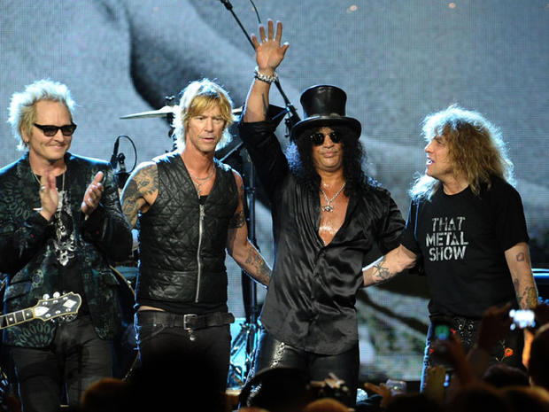Rock and Roll Hall of Fame 2012