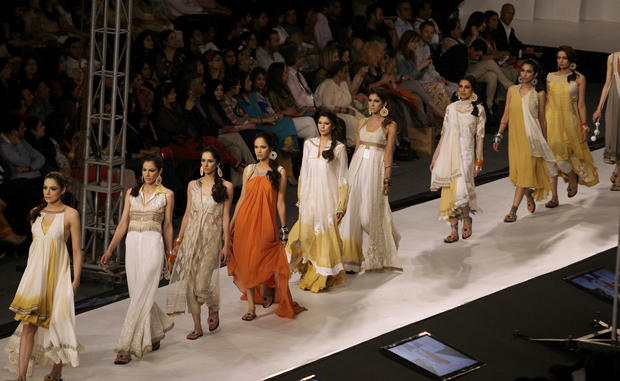 Fashion Week in Pakistan