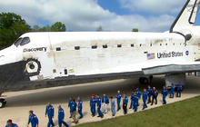 Space Shuttle Discovery to go on display