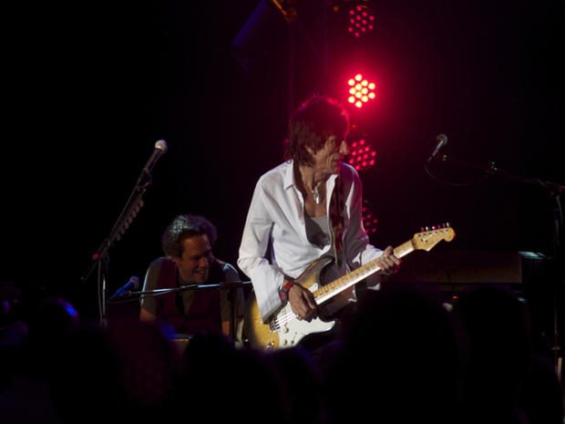 Ronnie Wood in concert