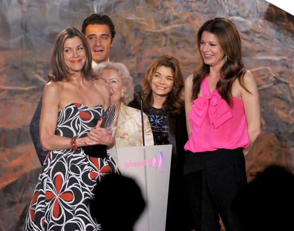 GLAAD Media Awards in L.A. 2012