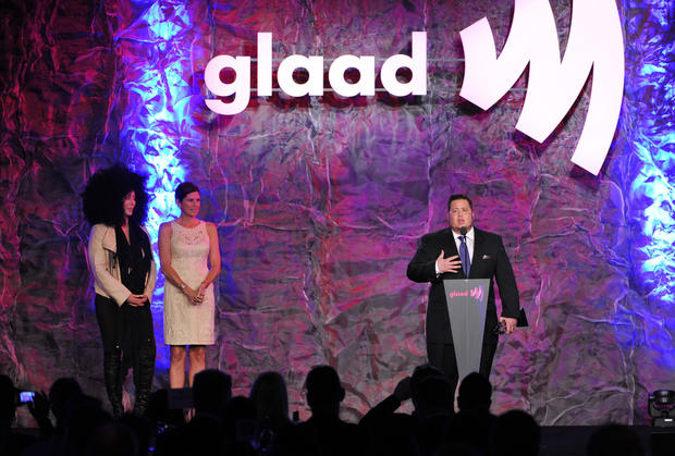 GLAAD Media Awards in L.A. 2012