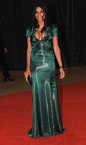 Celebrities at the 2012 W.H. Correspondents Dinner