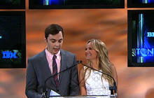Kristin Chenoweth, Jim Parsons reveal Tony nominees