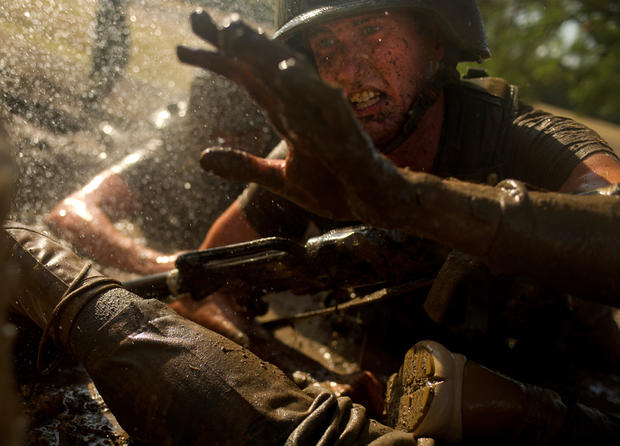Military Photographer of the Year winners