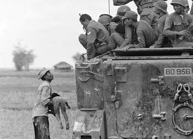 Eye of combat photographer Horst Faas