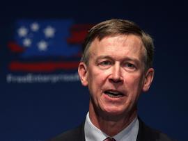 Governor, Colorado, John Hickenlooper
