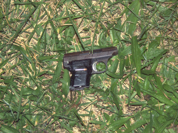 Crime scene photos: St. Louis home invasion