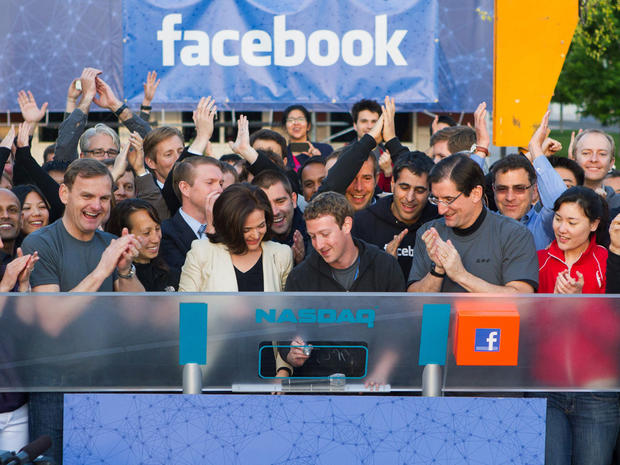 The Facebook IPO