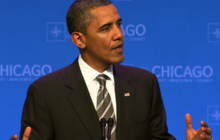 "Obama: Cory Booker's an ""outstanding mayor"""