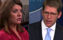 "White House responds to Dolan's ""strangling Catholic church"""