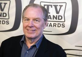 In this April 14, 2012 photo, Michael McKean arrives to the TV Land Awards 10th Anniversary in New York.