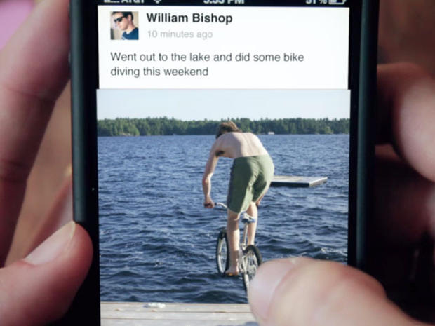 Facebook launches Camera app
