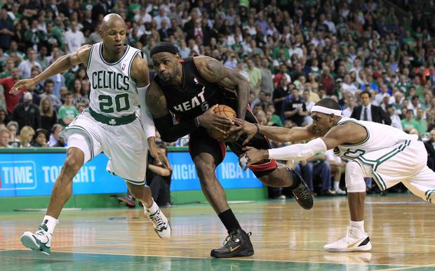 2012 NBA Playoffs: Conference Finals