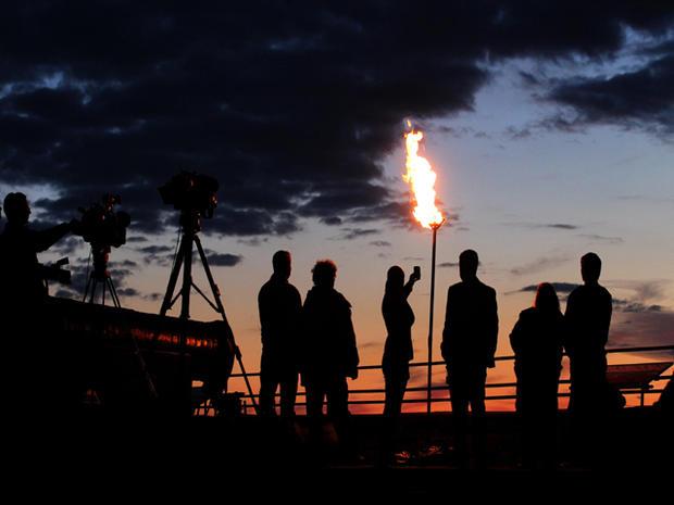 Beacons light up the world