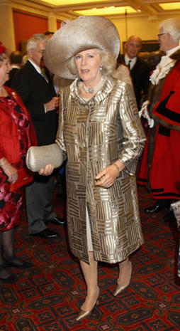 Diamond Jubilee: Guildhall reception