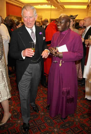 Diamond Jubilee: Guildhall reception