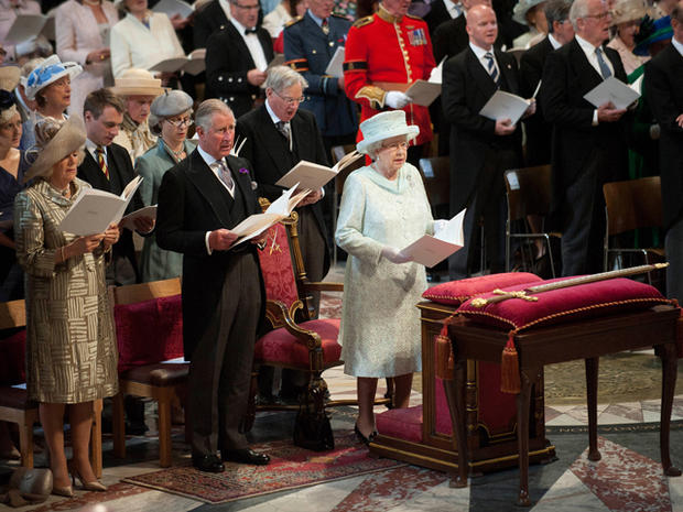 Diamond Jubilee: Service of thanksgiving