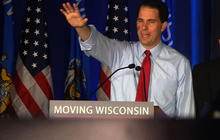 Walker's recall victory and the presidential race