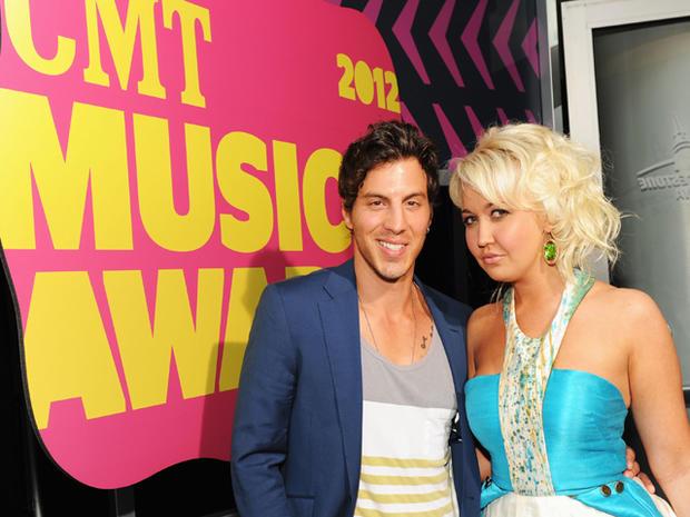 CMT Awards' 2012 red carpet