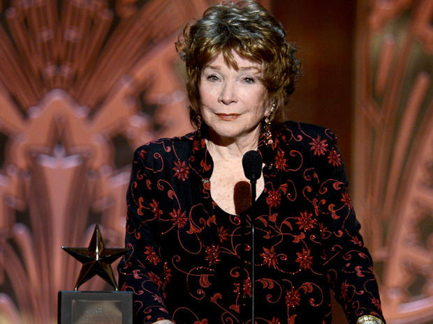 Shirley MacLaine honored with AFI Life Achievement Award