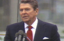 "Reagan's ""Tear down this wall"" speech, 1987"