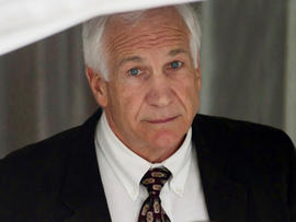 Sandusky accusers leave jurors in tears