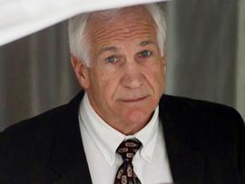 Sandusky accusers leave jurors in tears
