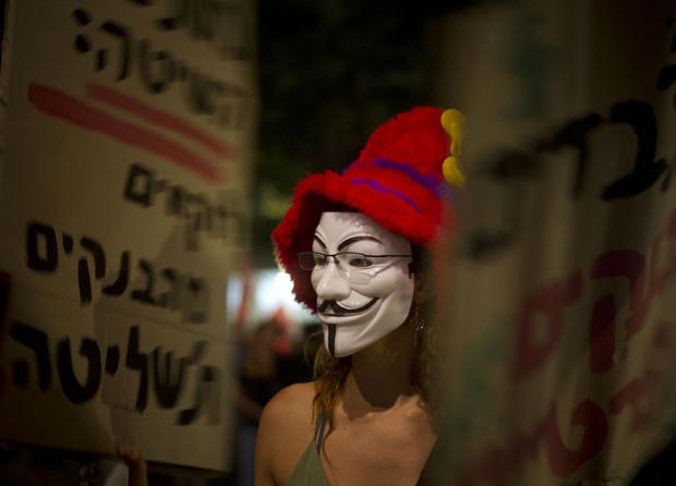 Occupy protests: Month 9