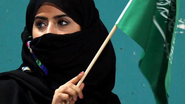 Saudi Arabia WILL be sending female athletes to compete in the Olympics pictures