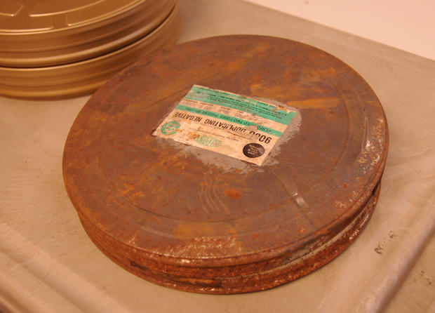 Preserving Hollywood treasures forever