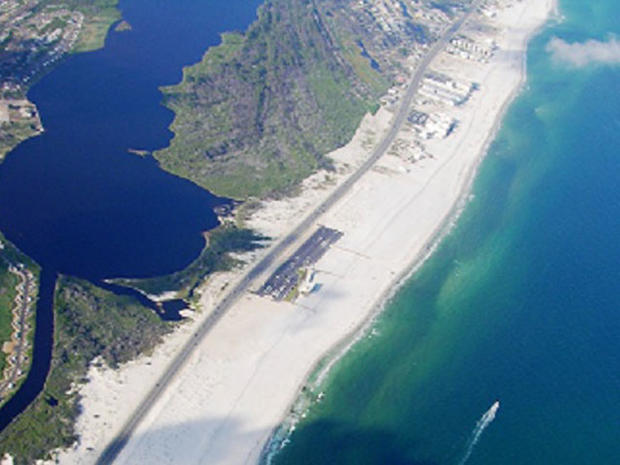 Beach trip! America's 5-star shores
