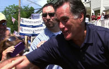 Mitt Romney's Fourth of July