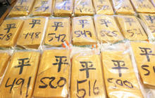 Record $98M cocaine bust in Hong Kong