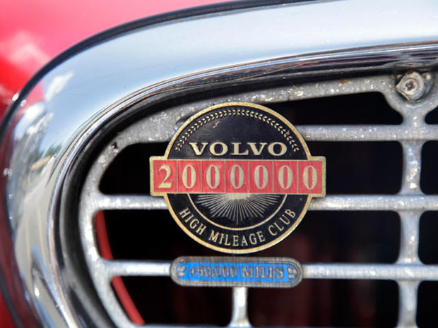 Man's '66 Volvo nears 3 million miles