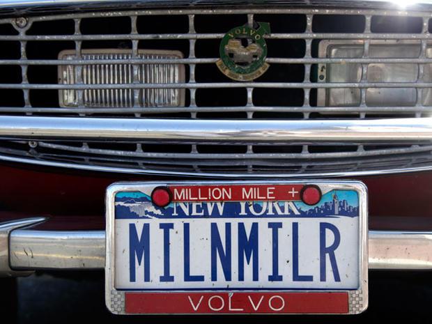 Man's '66 Volvo nears 3 million miles