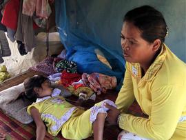 cambodia, hand foot and mouth disease, mystery illness, world health organization