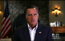 Romney refuses position on U.S. Olympic uniform controversy