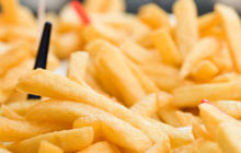 New findings on junk food photos