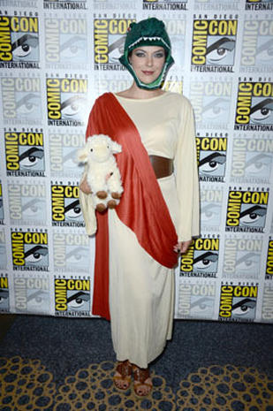 Stars come out to Comic-Con 2012