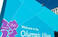 Peek inside the 2012 London Olympic Village