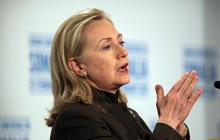 What will Secretary of State Clinton do next?