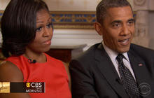 """Obama on """"breaking the fever"""" in Washington"""